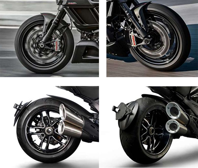2018 Ducati Diavel Carbon Naked Bike Specs