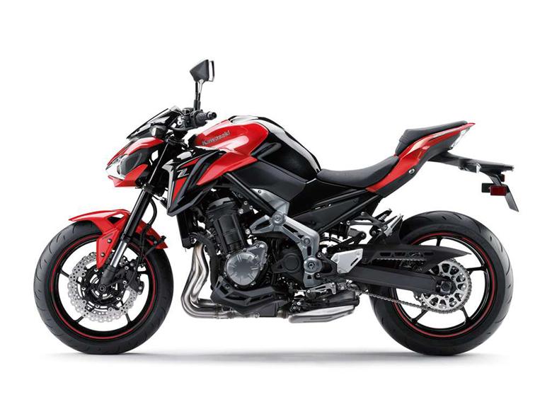 2018 Kawasaki Z900 ABS Heavy Bike