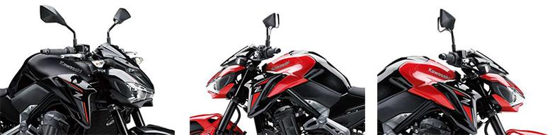 2018 Kawasaki Z900 ABS Heavy Bike Specs