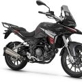 2019 Benelli TRK 125 Naked Motorcycle