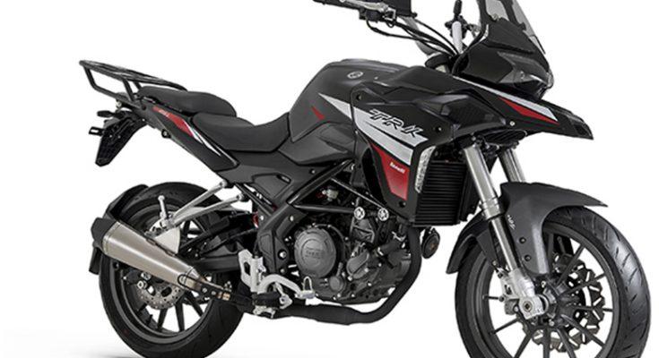 2019 Benelli TRK 125 Naked Motorcycle