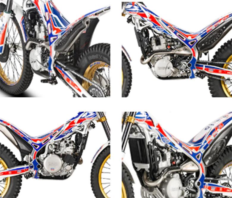 2019 Beta EVO 300 4-Stoke Factory Edition Dirt Bike