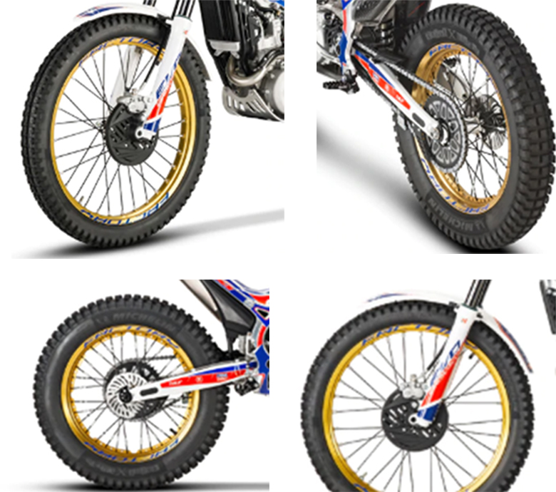 2019 Beta EVO 300 4-Stoke Factory Edition Dirt Bike Specs