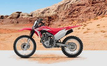2019 CRF250F Honda Trail Off-Road Bike