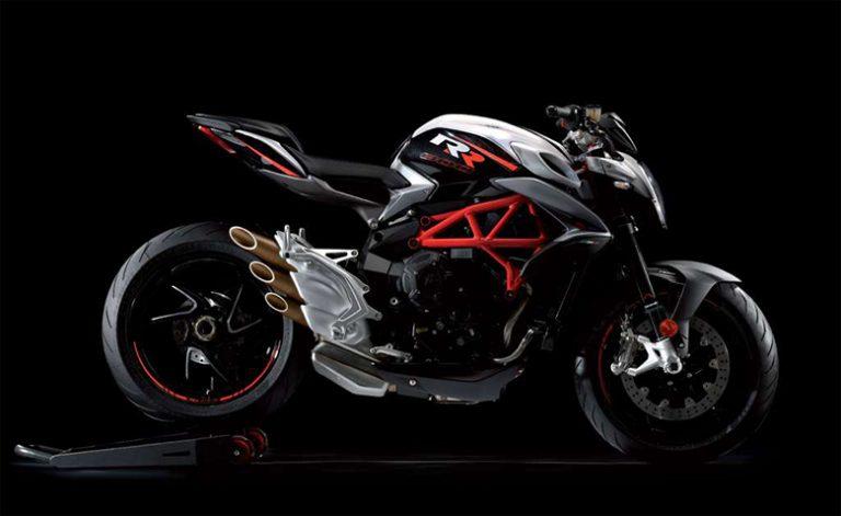 2019 MV Agusta Brutale 800 RR Naked Bike Review Price Specs
