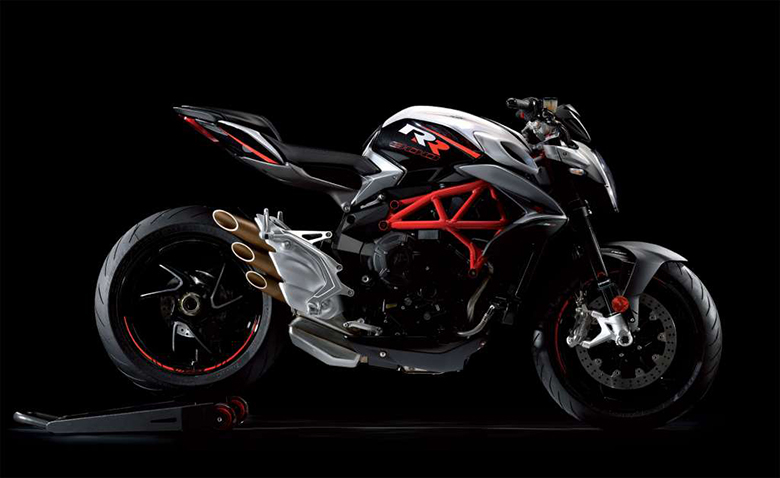 2019 MV Agusta Brutale 800 RR Naked Bike Review Price Specs