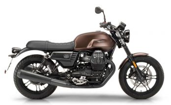 2019 Moto Guzzi V7 III Stone Night Pack Classic Motorcycle