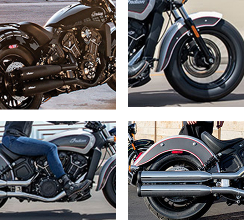 2020 Indian Scout Sixty Cruisers Specs