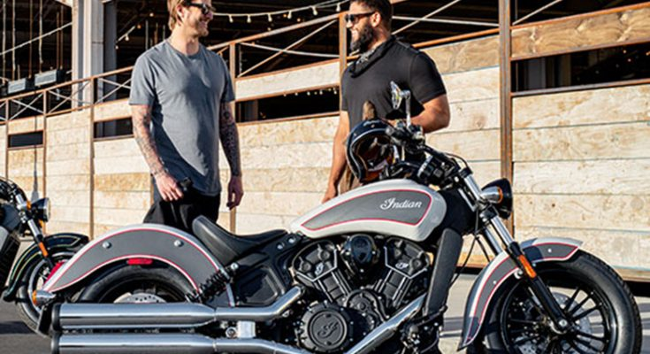 2020 Indian Scout Sixty Cruisers