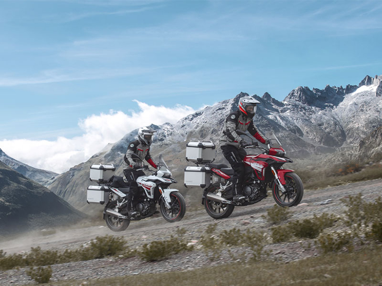Benelli TRK 251 2019 Adventure Bike