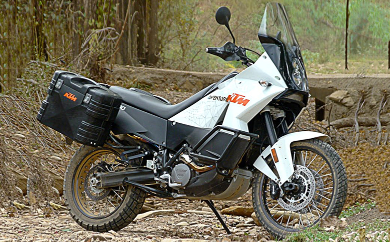 Top Ten Best Used Adventure Bikes