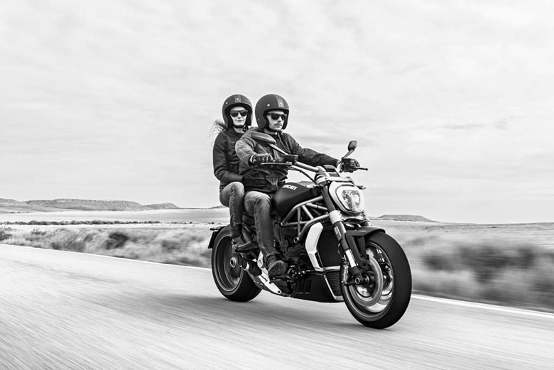 2018 Ducati XDiavel Powerful Naked Bike