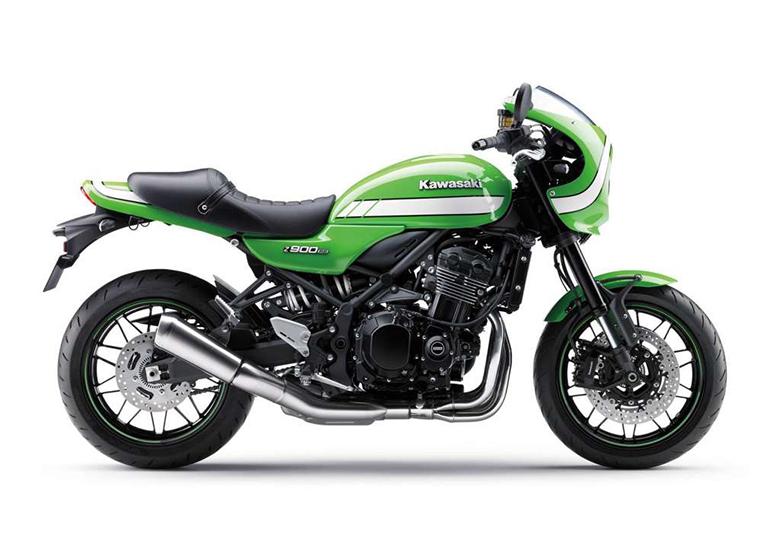 2018 Kawasaki Z900RS Cafe Bike