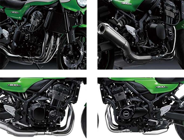 2018 Kawasaki Z900RS Cafe Bike Specs