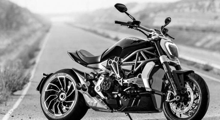 2018 XDiavel S Ducati Powerful Naked Bike
