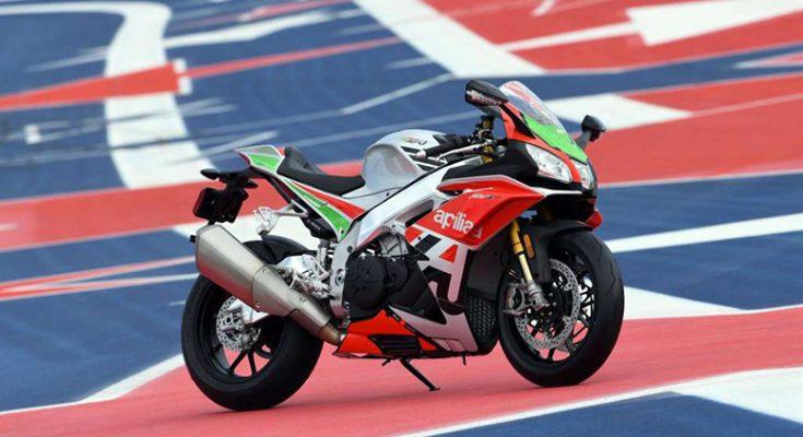 2019 Aprilia RSV4 RF LE Sports Bike