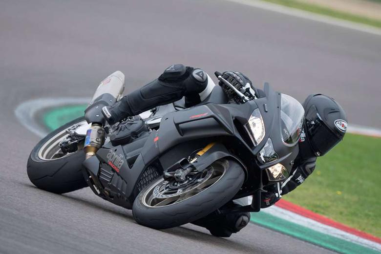 2019 Aprilia RSV4 RR Factory 1000 Sports Bike