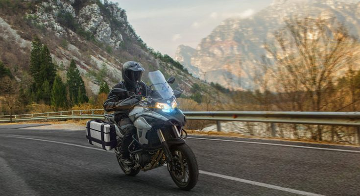 2019 Benelli TRK 502 Adventure Bike