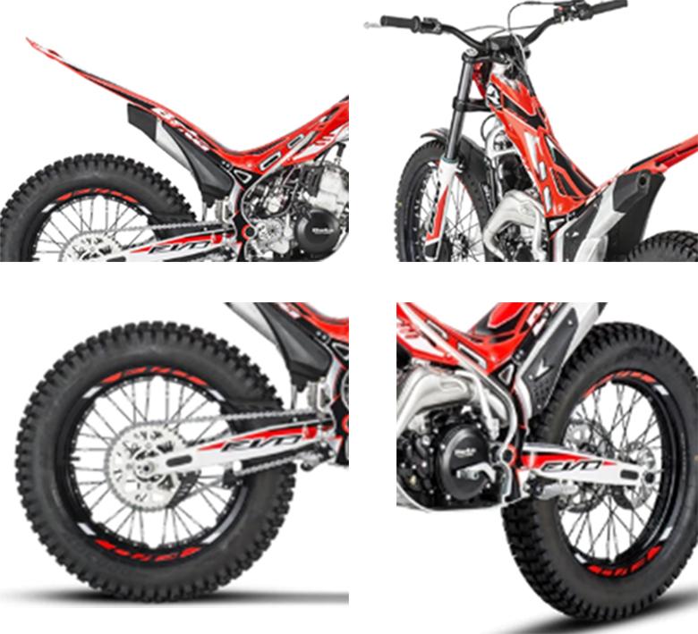 2019 Beta EVO 125 Dirt Bike Specs