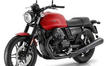 2019 Moto Guzzi V7 III Stone Classic Motorcycle