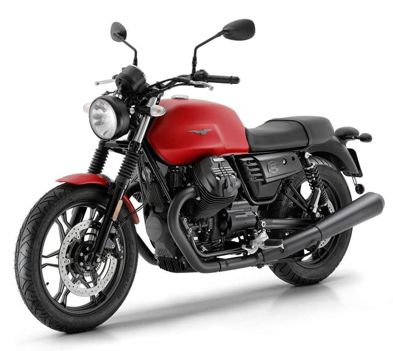 2019 Moto Guzzi V7 III Stone Classic Motorcycle Review Specs