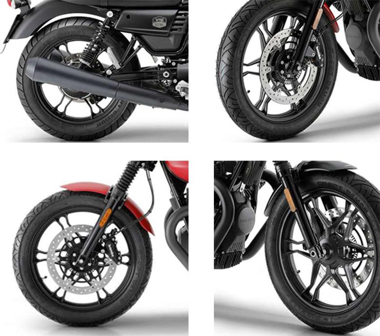 2019 Moto Guzzi V7 III Stone Classic Motorcycle Specs