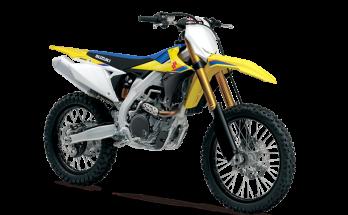 2019 RM-Z450 Suzuki Off-Road Powerful Motorcycle