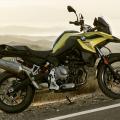 BMW 2019 F 750 GS Adventure Bike