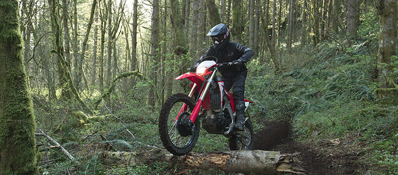 Honda 2019 CRF450X Powerful Trail Dirt Bike
