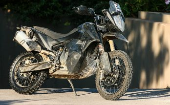 KTM 2019 790 Adventure R Prototype