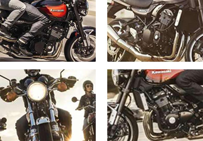 Kawasaki 2018 Z900RS SE Heavy Motorcycle Specs