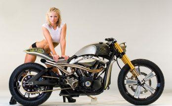 Top Ten Sexiest Custom Bikes Every Made