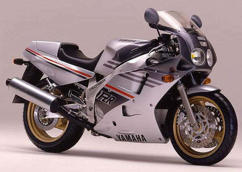 Top Ten Sports Motorcycle from 90's