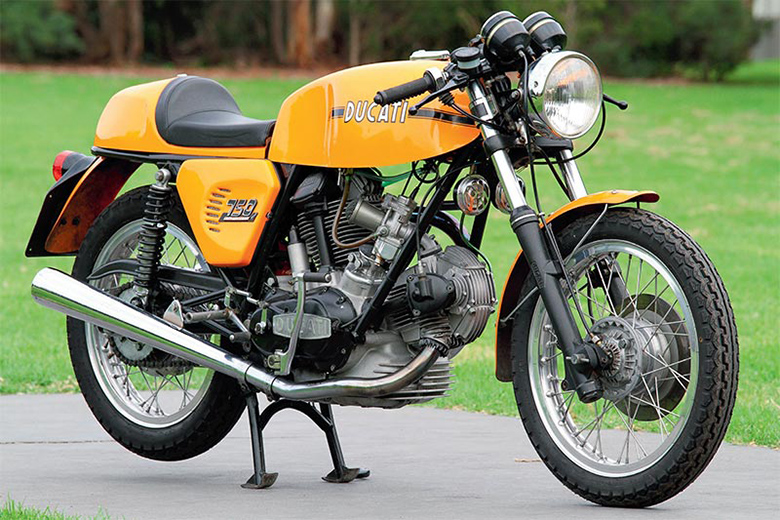 Top Ten Greatest 750cc Bikes of all Times