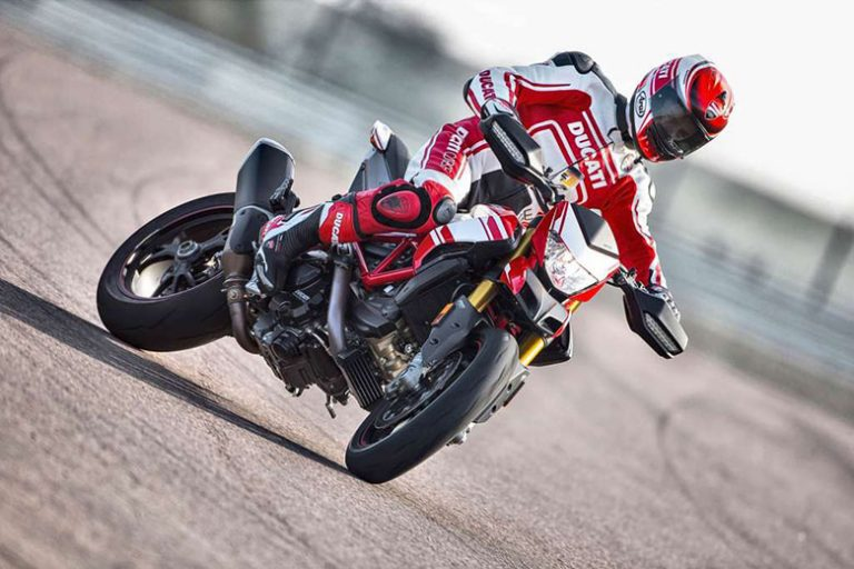2018 Ducati Hypermotard 939 SP Motorcycle Review