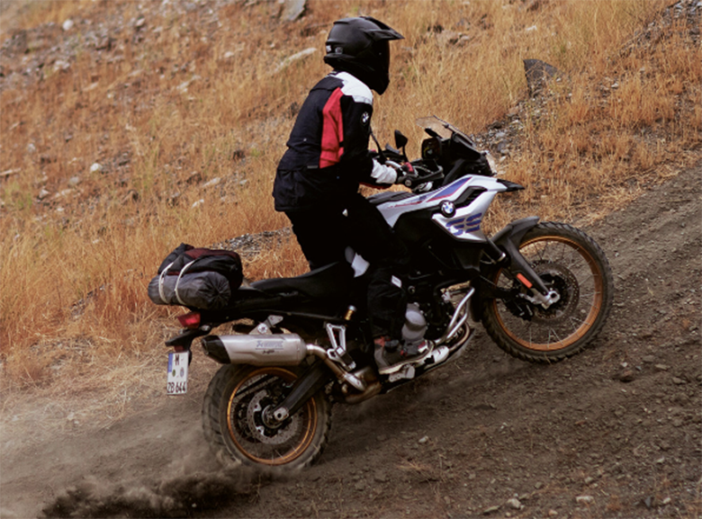 2019 BMW F 850 GS Adventure Bike