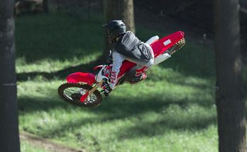2019 CRF250R Honda Dirt Motorcycle
