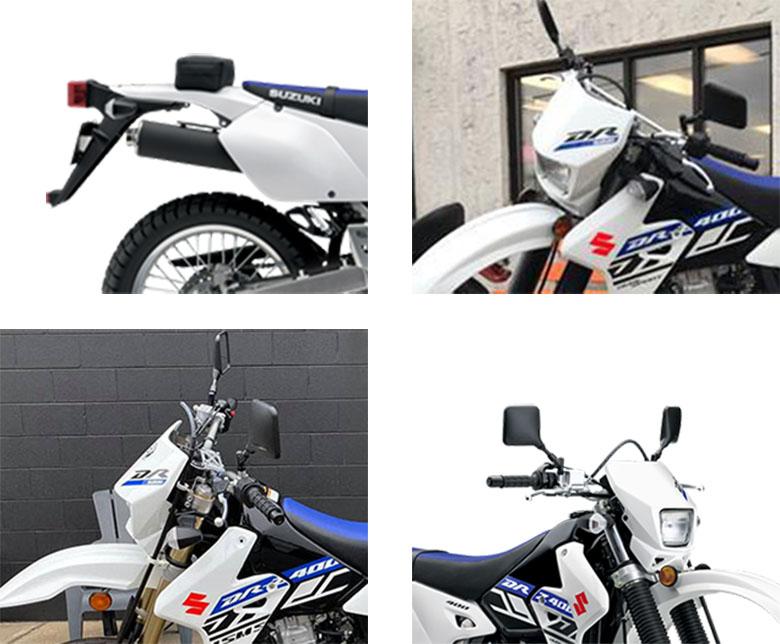 2019 DR-Z400S Suzuki Supermoto Specs