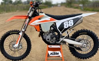 2019 KTM 250 XC-F Enduro Bike