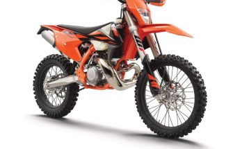 2019 KTM 250 XC-W TPI Enduro Motorcycle