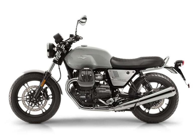 2019 Moto Guzzi V7 III Milano Modern Classics Motorcycle