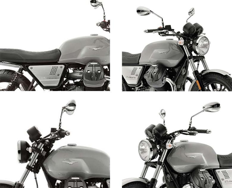 2019 Moto Guzzi V7 III Milano Modern Classics Motorcycle Specs