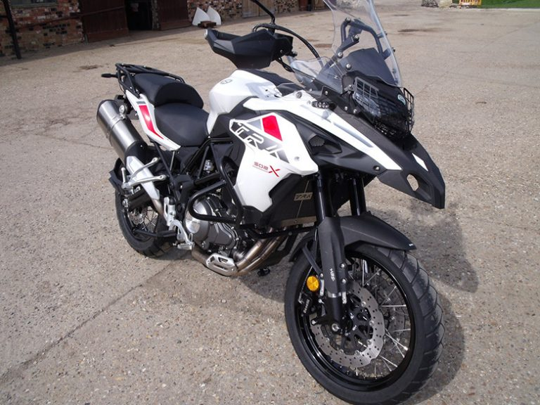 BENELLI TRK 502 for sale [ref: 57066028] | MCN