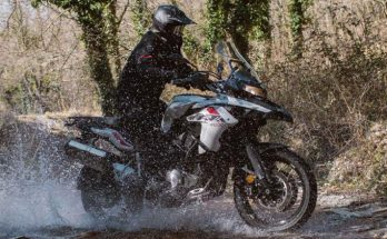 2019 TRK 502 X ABS Benelli Adventure Bike