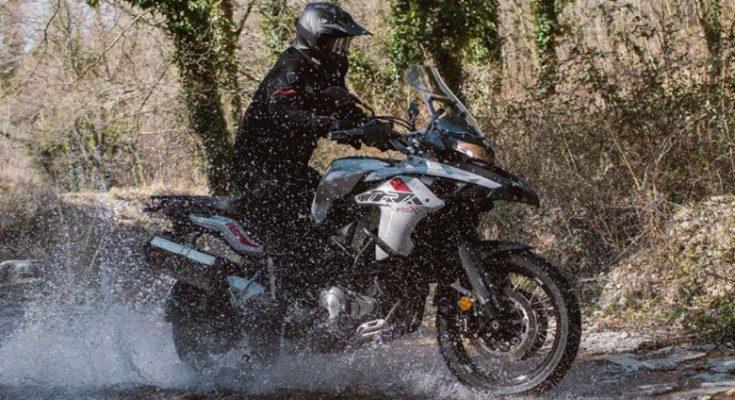 2019 TRK 502 X ABS Benelli Adventure Bike