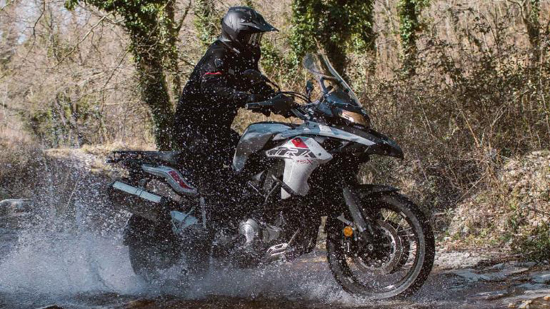2019 TRK 502 X ABS Benelli Adventure Bike Review Specs