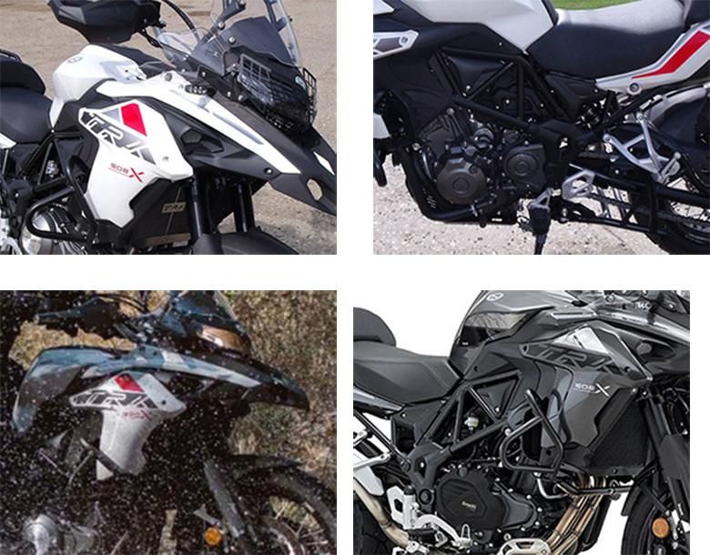 2019 TRK 502 X ABS Benelli Adventure Bike Specs
