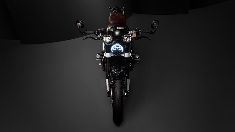 2019 Triumph Bobber TFC Motorcycle
