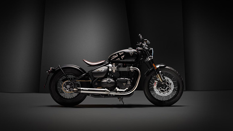 2019 Triumph Bobber TFC Motorcycle Review Price Specs