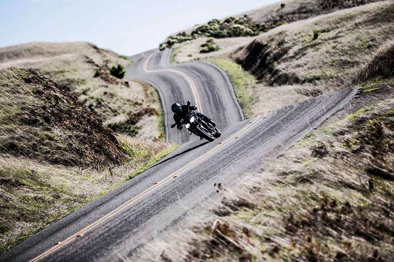 2019 Triumph Street Triple R Naked Bike